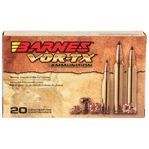 BARNES VOR-TX 300 WIN MAG 180 GRN TIPPED TSXBT