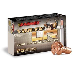 BARNES VOR-TX LT 6.5 CREEDMOOR 127 GR LRX 20 / PK