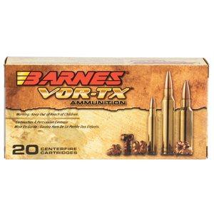 BARNES VOR-TX 5.56X45 MM 62 GR TSX BT