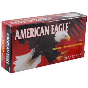 AMERICAN EAGLE 40 S&W 180 GRAIN FULL METAL JACKET