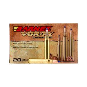 BARNES VORTEX 20 CARTRIDGES 270 WIN 130 GR