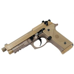 BERETTA M9A3 9MM 3X10 CP SABLE THRD BARREL W / AMMO CASE