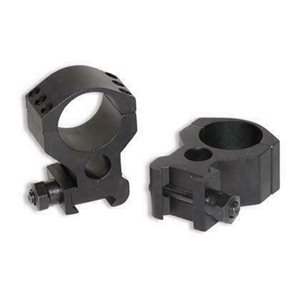 BURRIS RINGS XTREME TACTICAL .30MM X-HIGH 1""