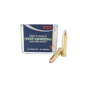 CCI 22 WMR TNT GREEN 30 GRN VARMINT