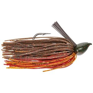 DENNY BRAUER STRUCTURE JIG 1 / 2OZ GREEN / RED