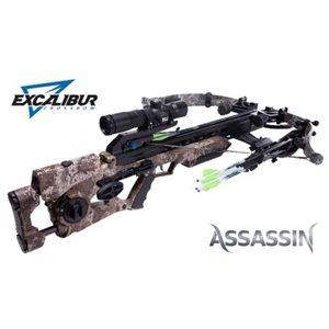 EXCALIBUR ARBALÈTE ASSASIN 360 STRATA CROSSBOW
