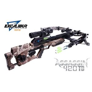 EXCALIBUR ARBALÈTE ASSASSIN 420TD CROSSBOW