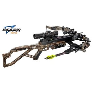 EXCALIBUR MICRO 340 TD REALTREE TIMBER WITH TAC 100 SCOPE