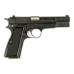 BROWNING HIGH POWER 9MM HANDGUN