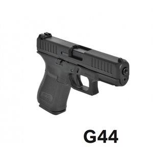 GLOCK 44 G44 HGA 22 LR 106 MM BBL ADJ SGTS 2 10RD MAGS