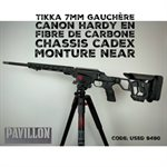 COMBO TIKKA CADEX DEFENCE CHASSIS SYSTEM