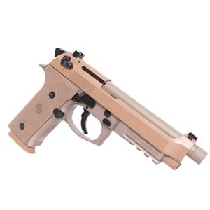 BERETTA M9A3 9MM 3X10 CP SABLE THRD BARREL W / AMMO CASE