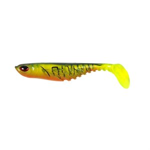 BERKLEY POWER BAIT RIPPLE SHAD 3'' FIRETIGER