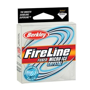 BERKLEY FIRE LINE FUSED MICRO ICE CRYSTAL