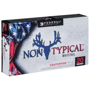 FEDERAL 30-30WIN 150 GRAIN NON TACTICAL SOFT POINT